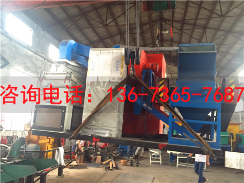 YB600xing干式铜米机发往重qing